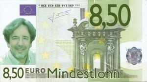 Euro Schein Jörg