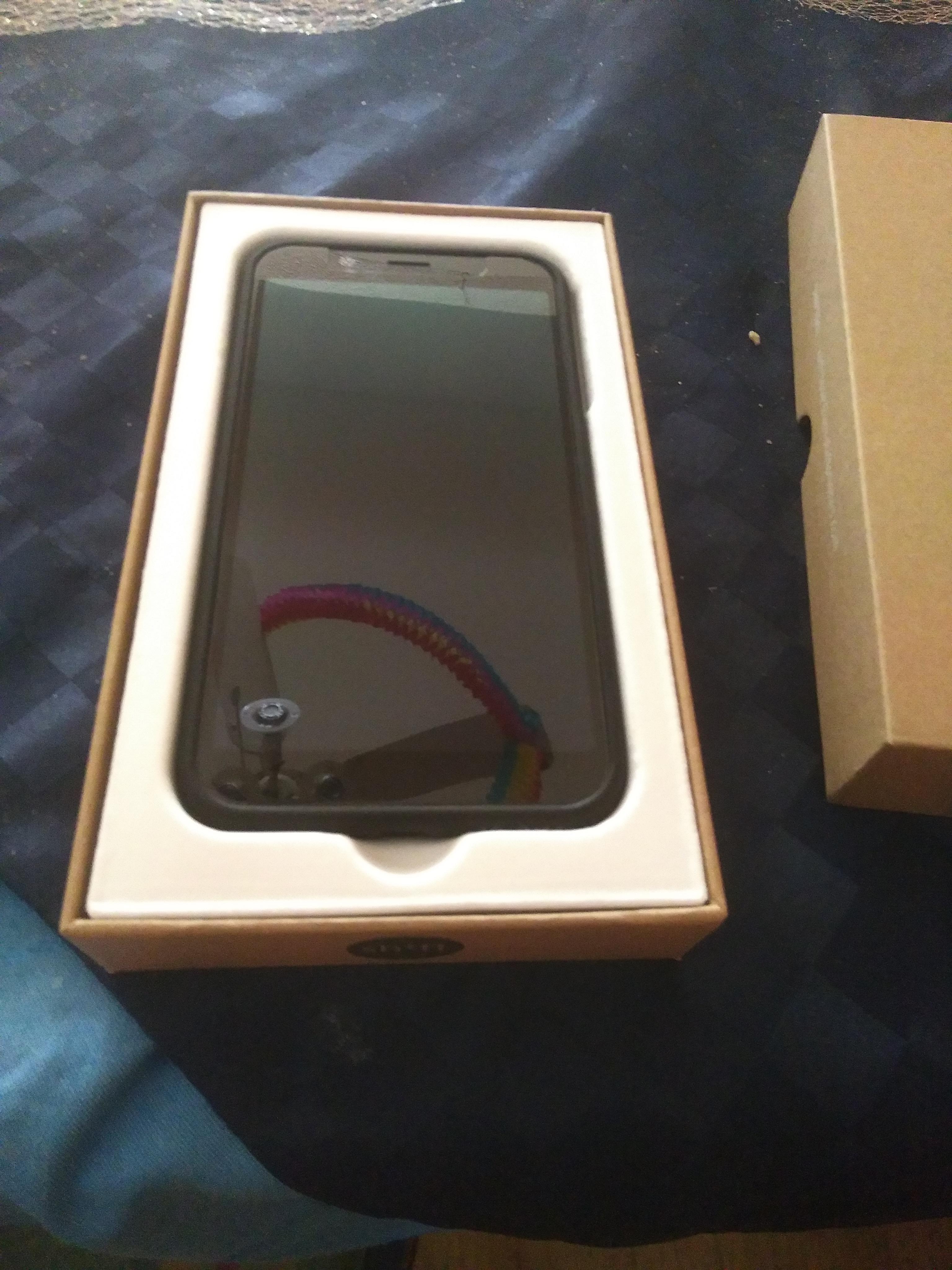 Shiftphone – unboxed und erste Nutzung